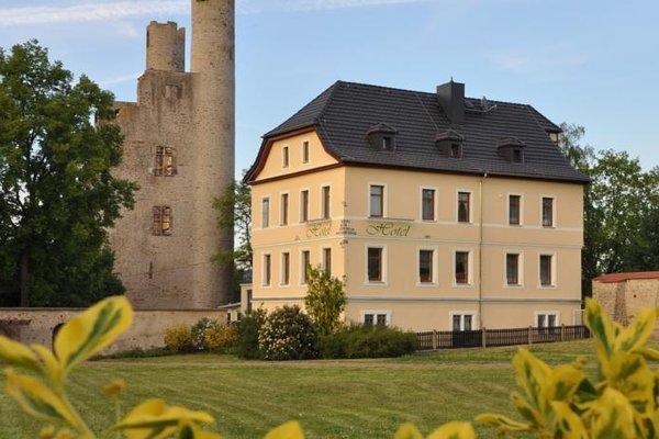 Hotel Am Hohen Schwarm - фото 21