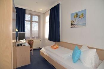 Hotel Am Hohen Schwarm - фото 4