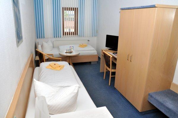 Hotel Am Hohen Schwarm - фото 5