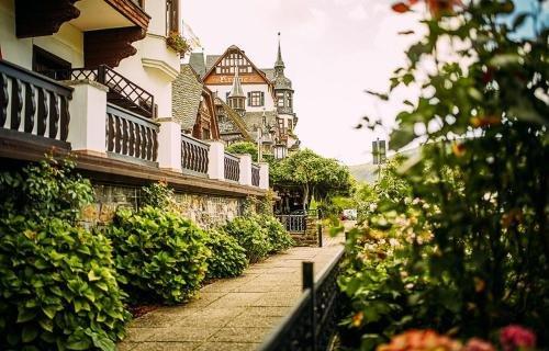 Hotel Krone Assmannshausen - фото 19