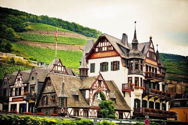 Hotel Krone Assmannshausen - фото 23