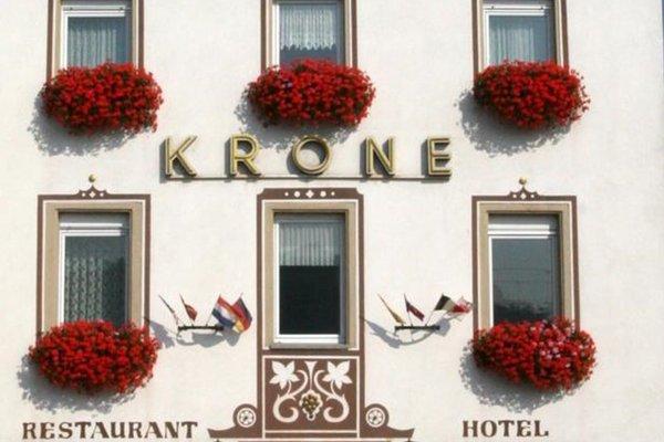 Hotel Krone Rudesheim - фото 20