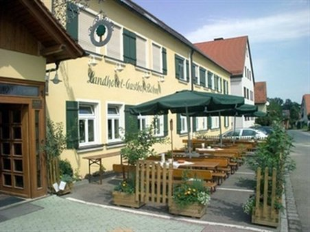 Landhotel zum Bohm - фото 21