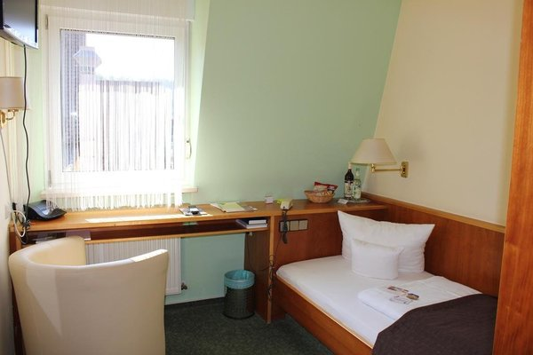 Landhotel zum Bohm - фото 4