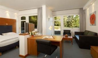 Hotel Benther Berg - фото 4