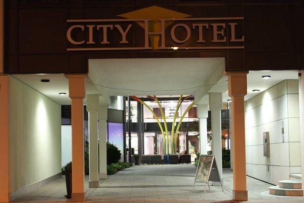 City Hotel Roding - фото 4