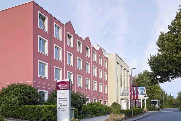 Mercure Hotel Remscheid - фото 23