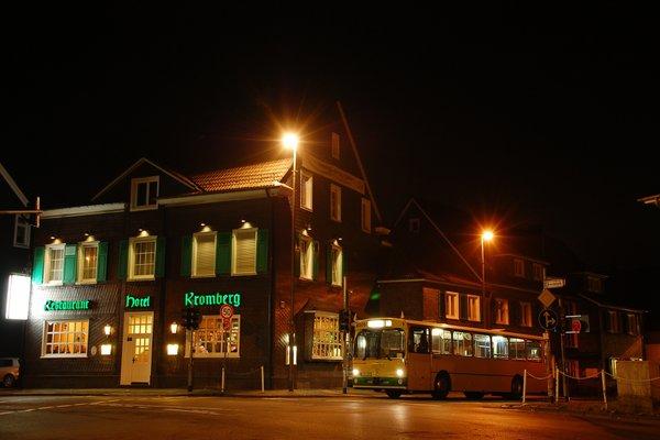 Hotel Restaurant Kromberg - фото 23