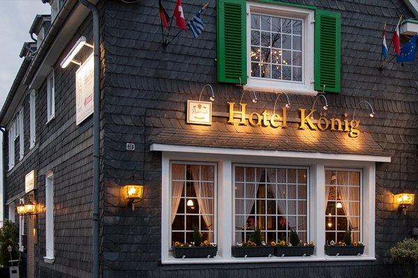 Hotel Konig - фото 22