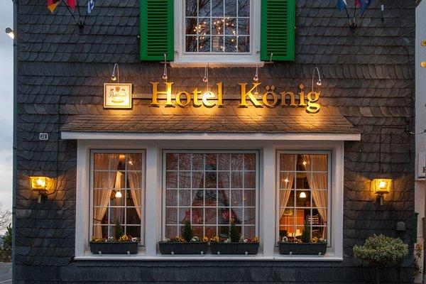Hotel Konig - фото 23