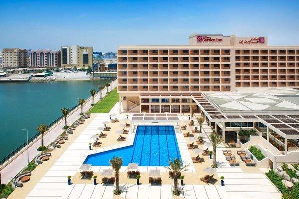Гостиница «Hilton Ras Al Khaimah», Рас-эль-Хайма
