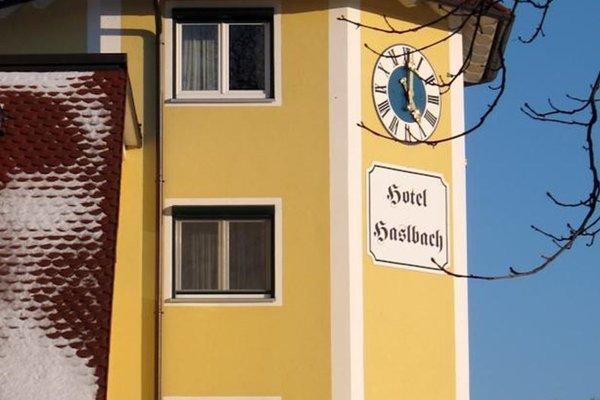Hotel Haslbach FGZ - фото 19