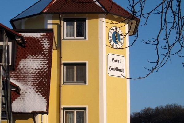 Hotel Haslbach FGZ - фото 22