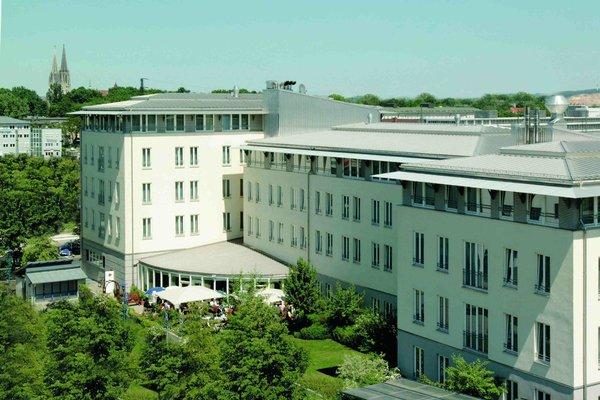 Hansa Apart-Hotel Regensburg - фото 23