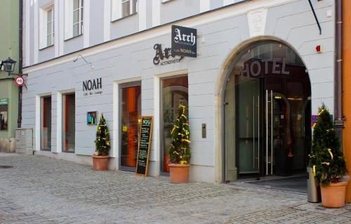 Altstadthotel Arch - Neues Haus - фото 18