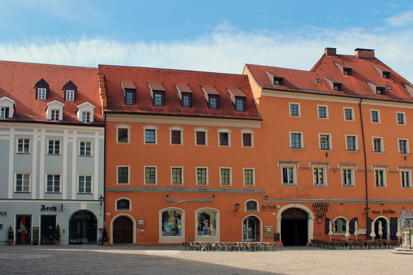 Altstadthotel Arch - Neues Haus - фото 22