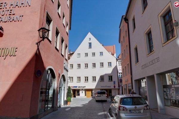 Hotel Roter Hahn - фото 23