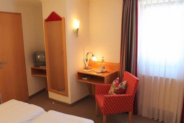 Hotel Roter Hahn - фото 4