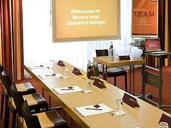 Mercure Hotel Dusseldorf Ratingen - фото 19