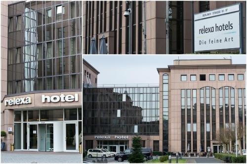 relexa hotel Airport Dusseldorf/Ratingen - фото 23
