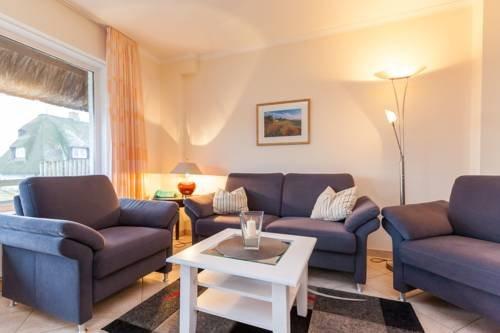 Rantum Dorf - Ferienappartments im Reetdachhaus 2 - фото 11