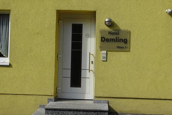 Hotel-Cafe Demling - фото 15