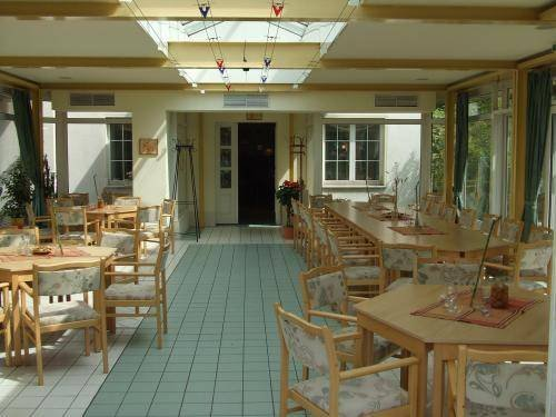 Restaurant & Pension Am Bilz Bad - фото 0