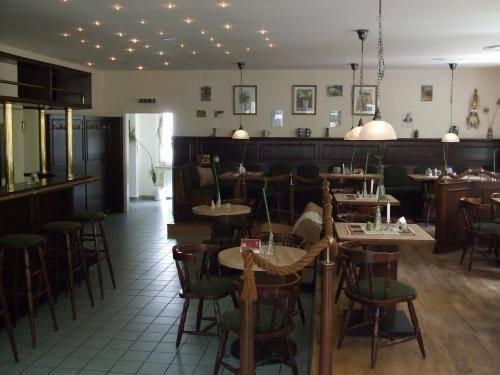 Restaurant & Pension Am Bilz Bad - фото 1
