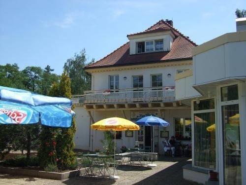 Restaurant & Pension Am Bilz Bad - фото 2