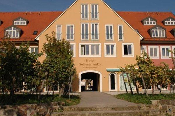 Hotel Goldener Anker - фото 4