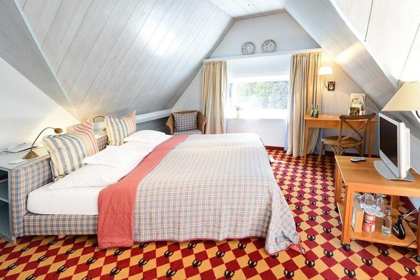 Romantik Hotel Jagdhaus Waldfrieden - фото 5