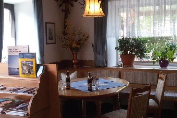 Hotel Pension Lindenhof - фото 10