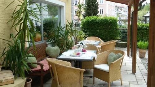 Hotel Pension Lindenhof - фото 17