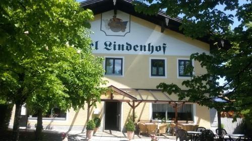 Hotel Pension Lindenhof - фото 21