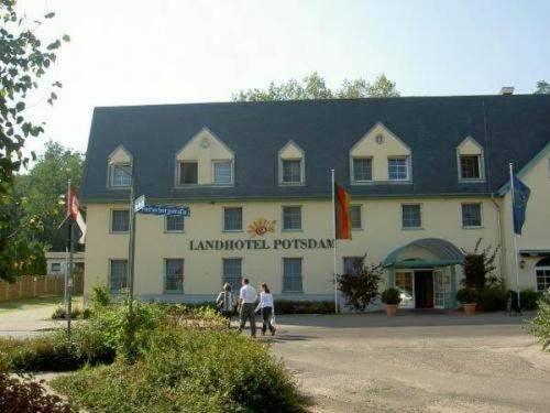 Landhotel Potsdam - фото 23