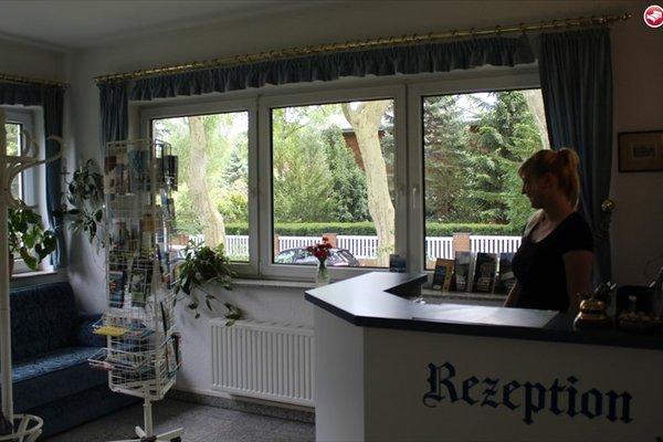Apart Pension Babelsberg - фото 10