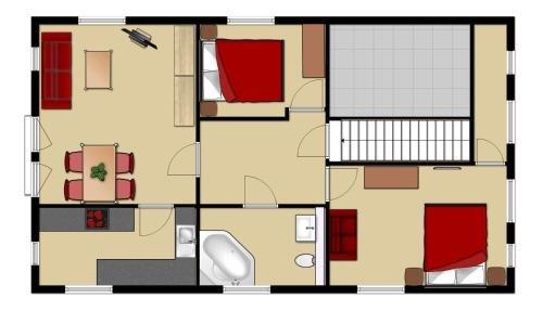 Apartmenthaus Potsdam-Quartett - фото 16