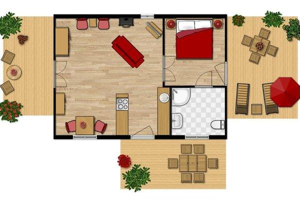 Apartmenthaus Potsdam-Quartett - фото 17