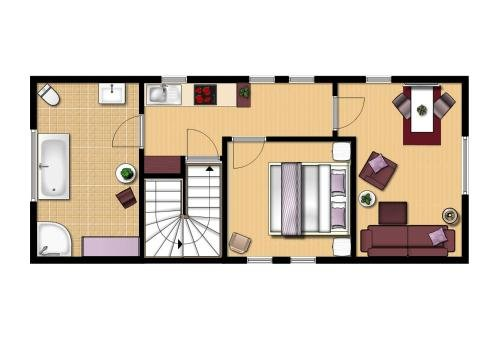 Apartmenthaus Potsdam-Quartett - фото 23