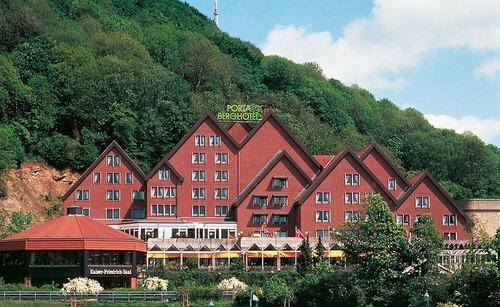 Hotel Porta Westfalica - фото 19