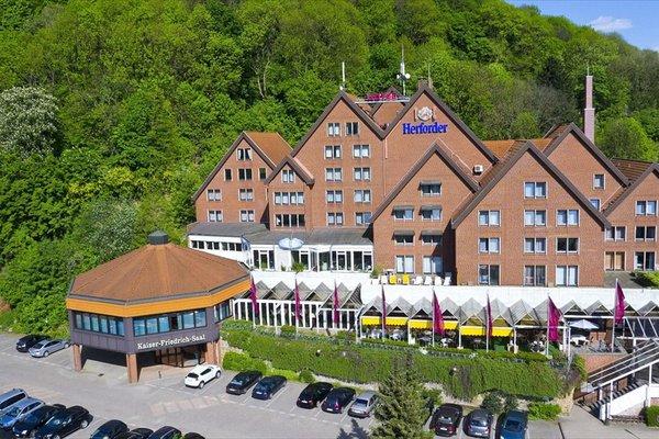 Hotel Porta Westfalica - фото 22