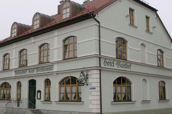 Landgasthof und Hotel Forchhammer - фото 11