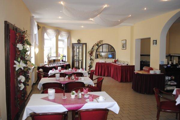 Hotel Sachsischer Hof Hotel Garni - фото 11