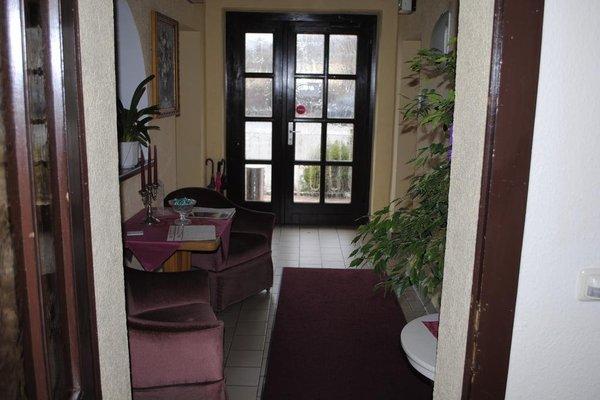 Hotel Sachsischer Hof Hotel Garni - фото 18