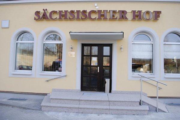 Hotel Sachsischer Hof Hotel Garni - фото 19
