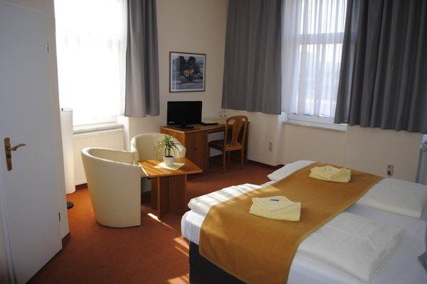 Hotel Sachsischer Hof Hotel Garni - фото 2