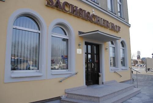 Hotel Sachsischer Hof Hotel Garni - фото 21