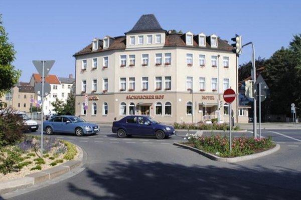 Hotel Sachsischer Hof Hotel Garni - фото 22