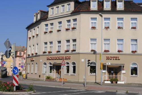 Hotel Sachsischer Hof Hotel Garni - фото 23