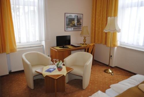 Hotel Sachsischer Hof Hotel Garni - фото 5